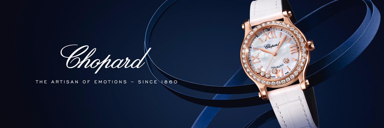 Juwelier Lücker Uhren Chopard