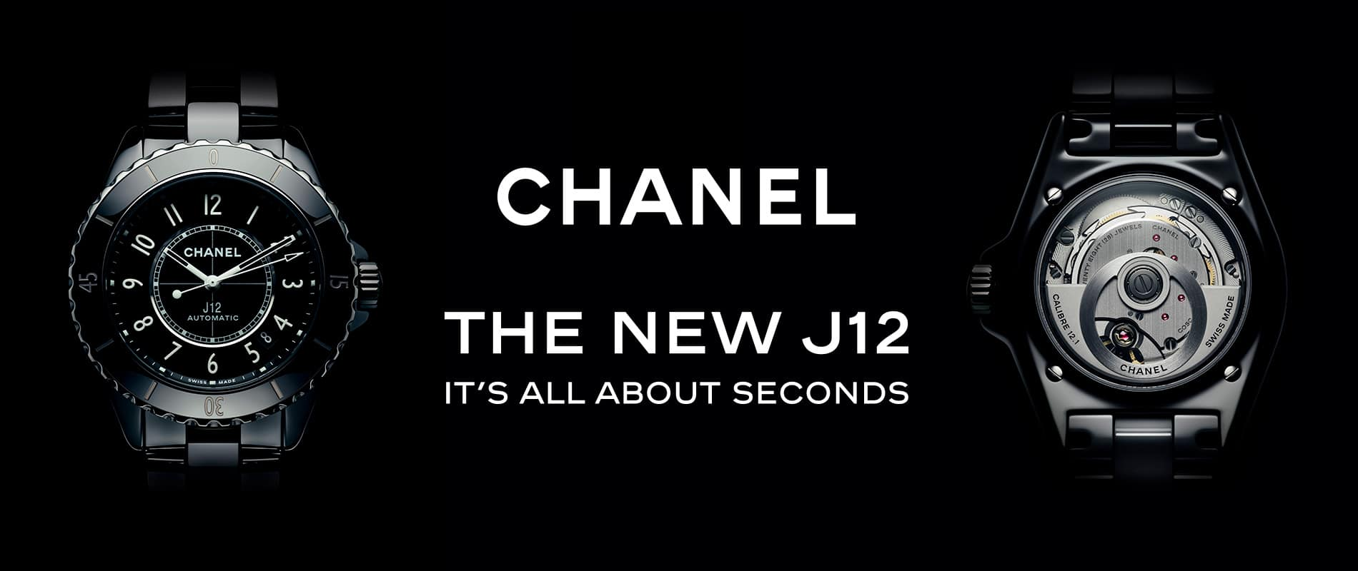 Chanel The New J12