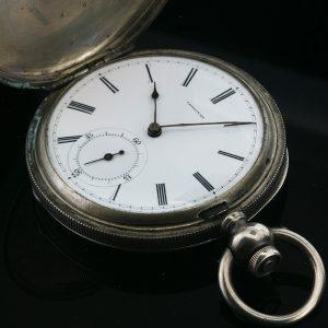 Longines älteste Uhr Deutschlands von 1869