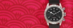 Tudor Sonderedition Black Bay Chrono