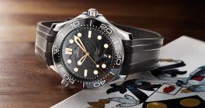 """Die neue Seamaster Diver 300M """"James Bond"""" Limited Edition"""