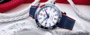 Die neue Omega Seamaster Planet Ocean America's Cup Limited Edition