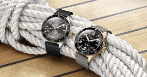 Glashütte Original präsentiert zwei neue Modelle der SeaQ Panoramadatum