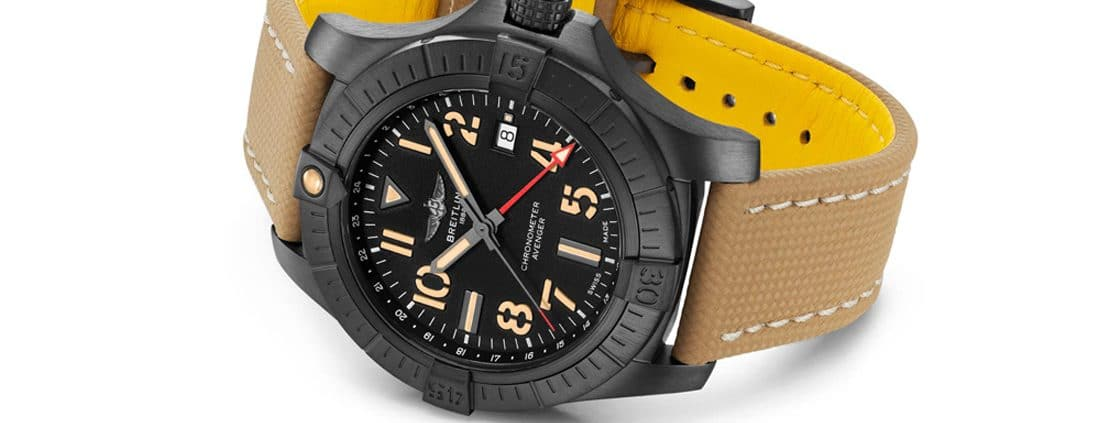Breitling Avenger Night Mission