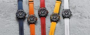 Farbenfroh: die neue Breitling Endurance Pro