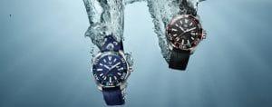 Schildpattmuster und ein neues Kautschukarmband: Mit diesen absoluten Neuheiten stattet der Schweizer Uhrenhersteller TAG Heuer seine Sondereditionen der legendären Aquaracer