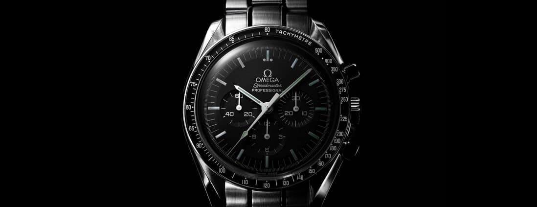 "Omega Speedmaster Professional Chronograph ""Moonwatch"""