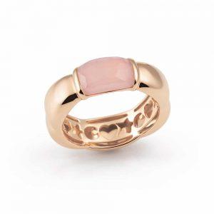 Ringe aus der Kollektion La Piazza von Al Coro