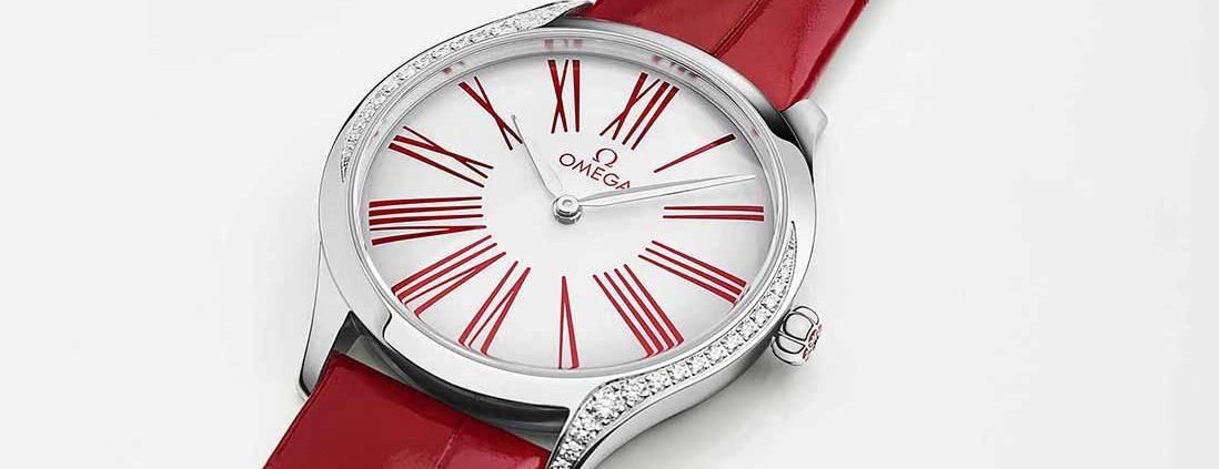 Omega De Ville Trésor Red
