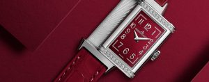 Jaeger-LeCoultre Reverso One in rot
